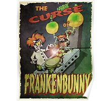 Frankenbunny Poster
