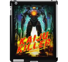 Kaiju Killer iPad Case/Skin