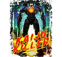 Kaiju Killer Photographic Print