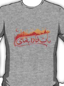 Istanbul Skyline T-Shirt