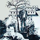 children of Makarenko   by kseniako
