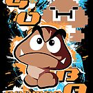 The Goomba by scribbleworx
