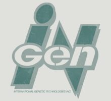 InGen Corporation v3 by BadReplicant