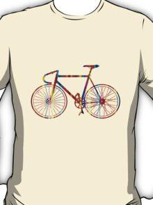 Rainbow Bike T-Shirt