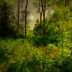 JUST SO GREEN AND BEAUTIFUL by leonie7