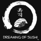 Dreaming of Sushi - Plain 2 by DOSushi