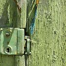 Very Old Door Lock by ivDAnu