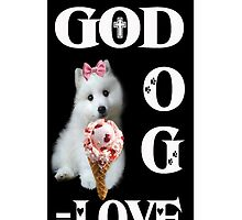 。◕‿◕。GOD+DOG = LOVE IPHONE CASE。◕‿◕。 by ╰⊰✿ℒᵒᶹᵉ Bonita✿⊱╮ Lalonde✿⊱╮