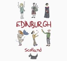 The Edinburghians by k-bot