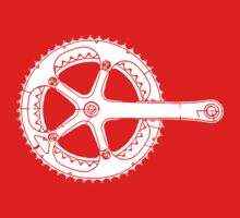 Bicycle Crank Hard v2 by PaulHamon