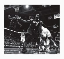 Wade Alley oop Lebron by casablancalabel