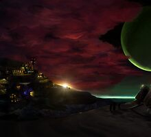 Kerbal Space Program: A Home on Laythe by TheEarthLight