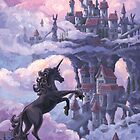 Unicorn Castle by Traci VanWagoner