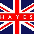 Hayes UK Flag		 by FlagCity