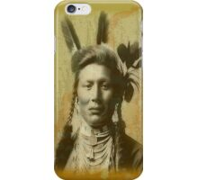 yellow dog iPhone Case/Skin