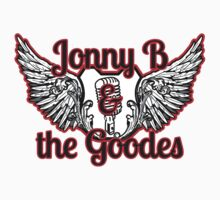 Jonny B and the Goodes (Red) by TheGoodes
