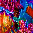 Stunning Fractal High Definition Abstract by Delights
