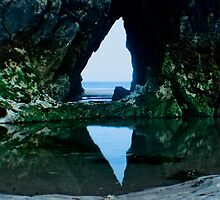 Triangular Cave by James-Williams