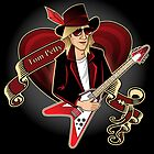 Tom Petty Portrait by Wingspan91089
