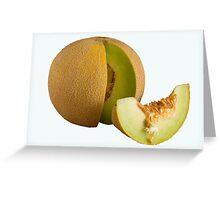 melon Greeting Card