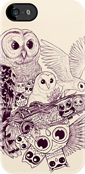 Owl Movement by AustinJames