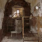 Eastern State Prison Cell, Philadelphia, PA by Kimberly Scott