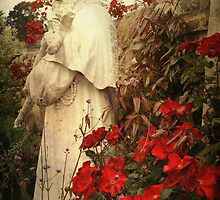 St. Francis of Assisi, Patron Saint of Animals by korinneleigh