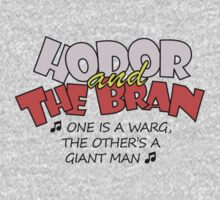 Hodor and The Bran T-Shirt