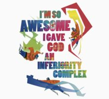 I Am Awesome by Matthew Pedrick