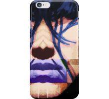 Cyberpunk. iPhone Case/Skin