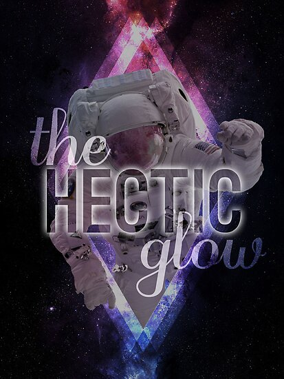 The Hectic Glow by dejafeutre
