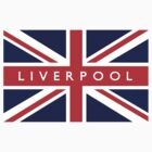 Liverpool UK Flag by FlagCity