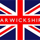 Warwickshire UK Flag		 by FlagCity