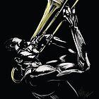 Trombone Shorty by Pablo Díaz