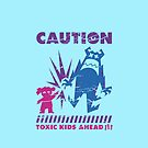 Caution...kids! IPhone by loku