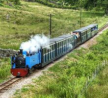 The Blue Train by VoluntaryRanger