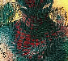Spiderman by angeliana