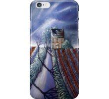 Twilight Furrows on Keld Spring Lane iPhone Case/Skin