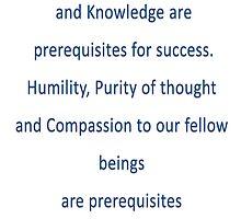 Mission Statement  by Ranjeet Jose