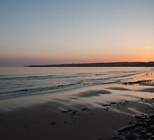 Lahinch Sunset, by Gary  Collins
