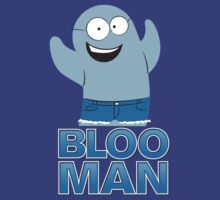 Bloo Man by ianleino