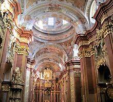 Church's Inside by anissazerafina