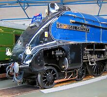 Sir Nigel Gresley by John Dalkin