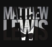 Matthew Lewis by hannahollywood