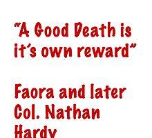 A Good Death by leighmet
