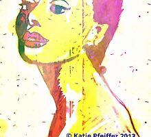 Aura  of Audrey Hepburn by Kater