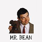 Mr. Bean iPhone Case by TheTubbyLife