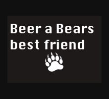 Beer a Bears Best Friend by Naughtycub