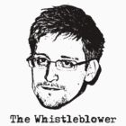 The whistleblower ( Edward Snowden ) by lab80