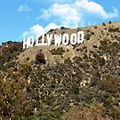Hollywood Signe by philw
